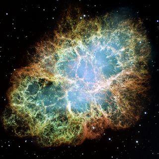 Crab Nebula_NASA Goddard