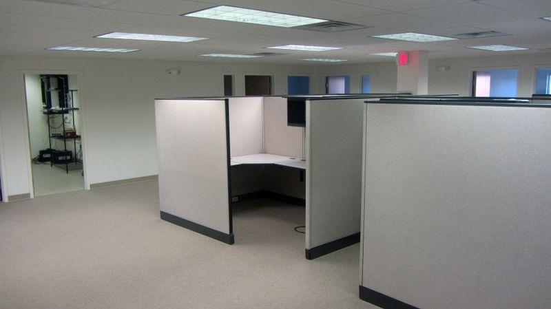 Inside New Office