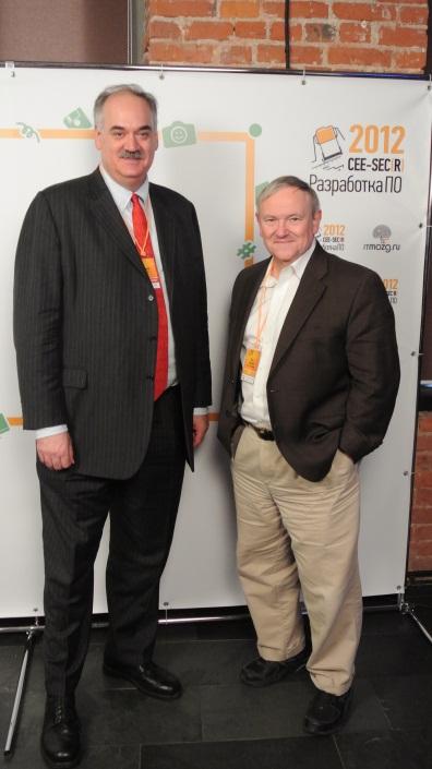 Richard and bill