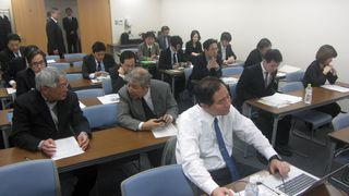 Attendees of Nihon OMG Forum Feb 2014