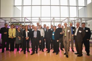 Deloitte Group Photo