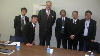 NEC visit February 2014